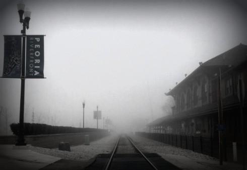 Peoria Train Station