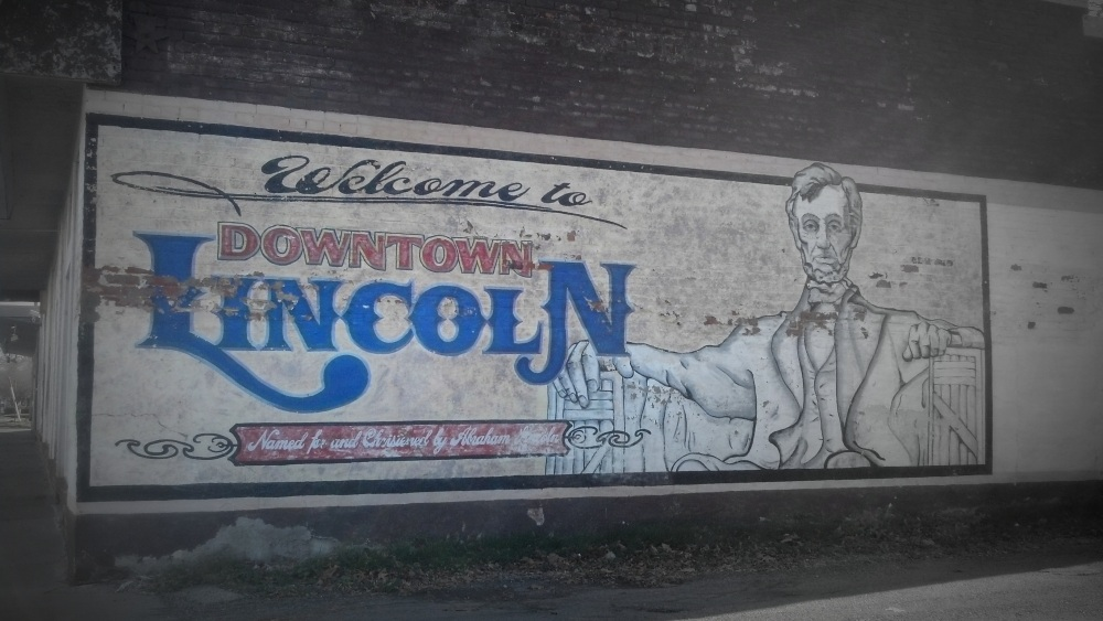 Downtown Lincoln Mural