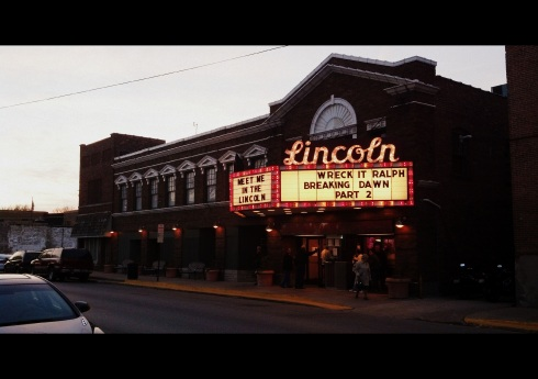 Lincoln 4 Theater