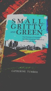 small gritty green