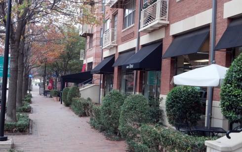 Addison Circle Storefront