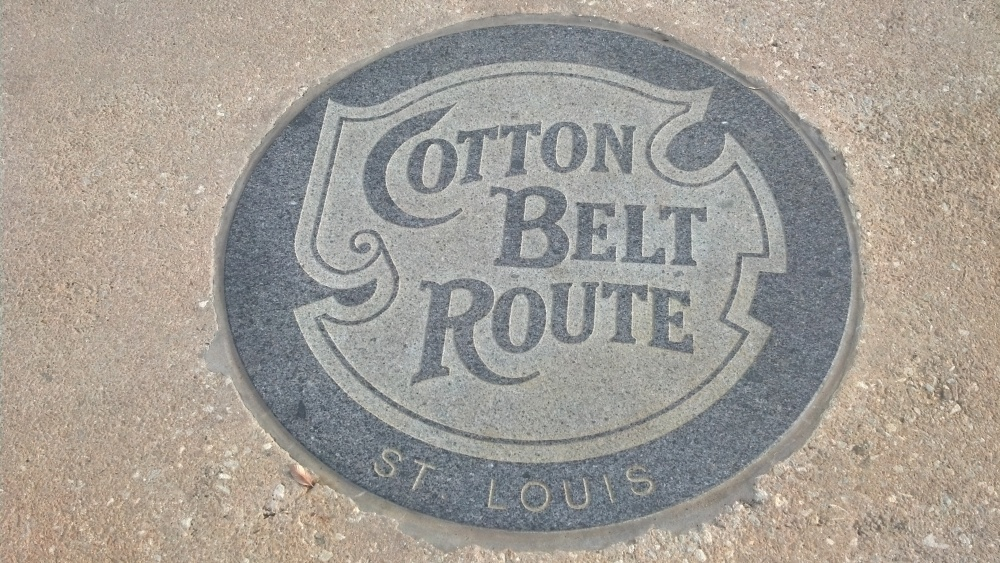 Cotton Belt Route