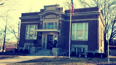 Delavan Carnegie Library