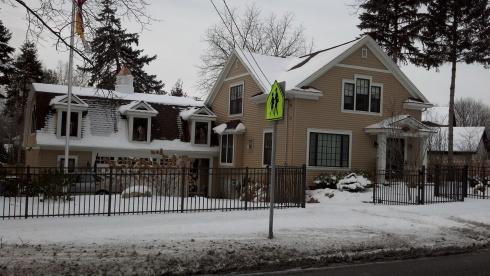 East Grand Rapids Farm House