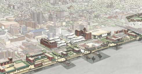 Heart of Peoria Plan - Duany Plater-Zyberk & Company