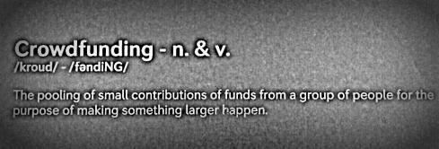Crowdfunding Definition