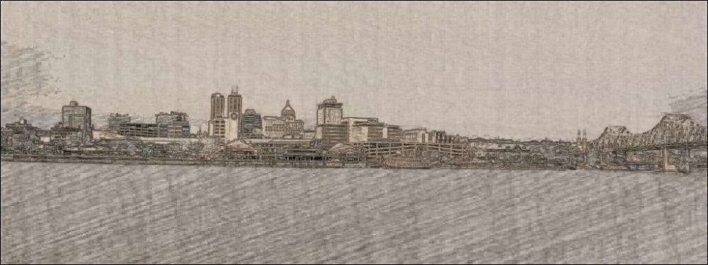 Peoria Sketch