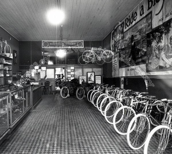 Voss Brothers Bicycle Company