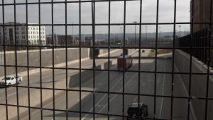 Overlooking I-74