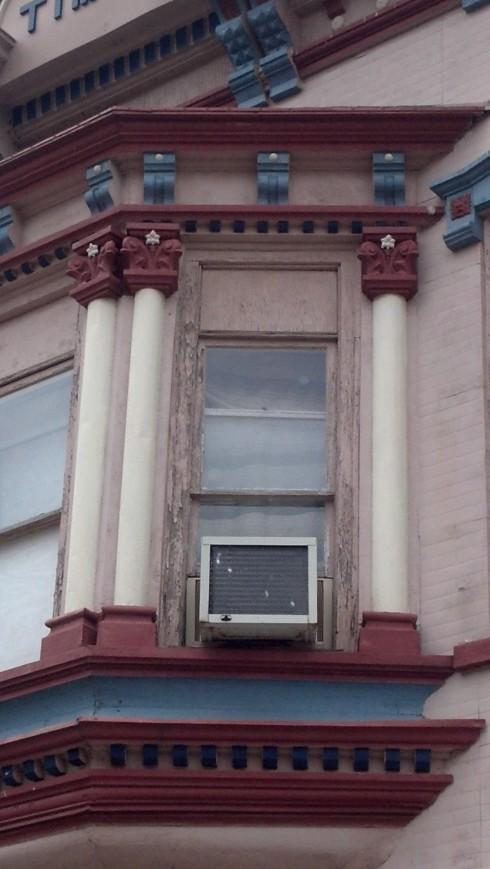 Window - Delavan
