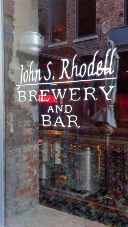 Rhodell Brewery